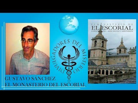 El Monasterio del Escorial por Gustavo Sánchez