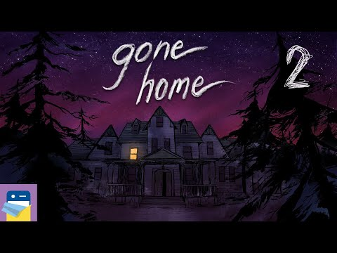 Gone Home: iOS iPad Gameplay Walkthrough Part 2 (by Annapurna Interactive / Fullbright Company)