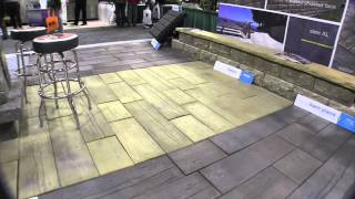 Rochester Concrete Products Barn Planks For Decks And Patios: By John Young Of The Weekend Handyman