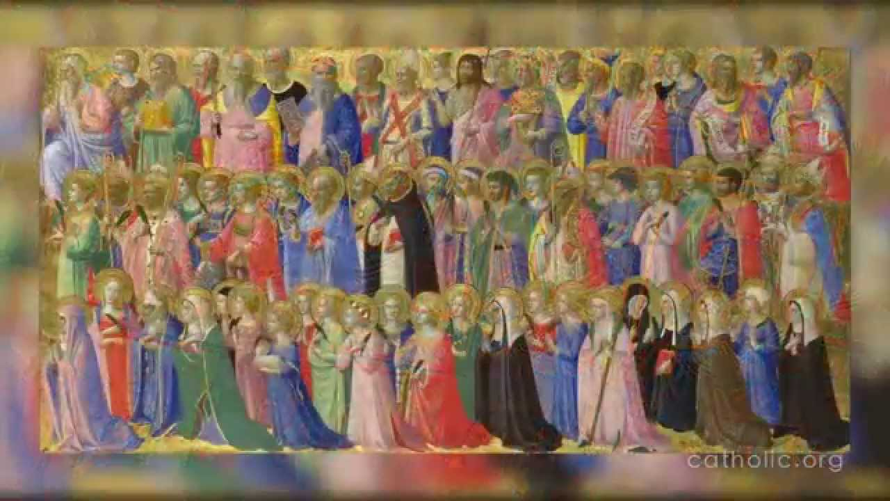 All Saints' Day - Saints & Angels - Catholic Online