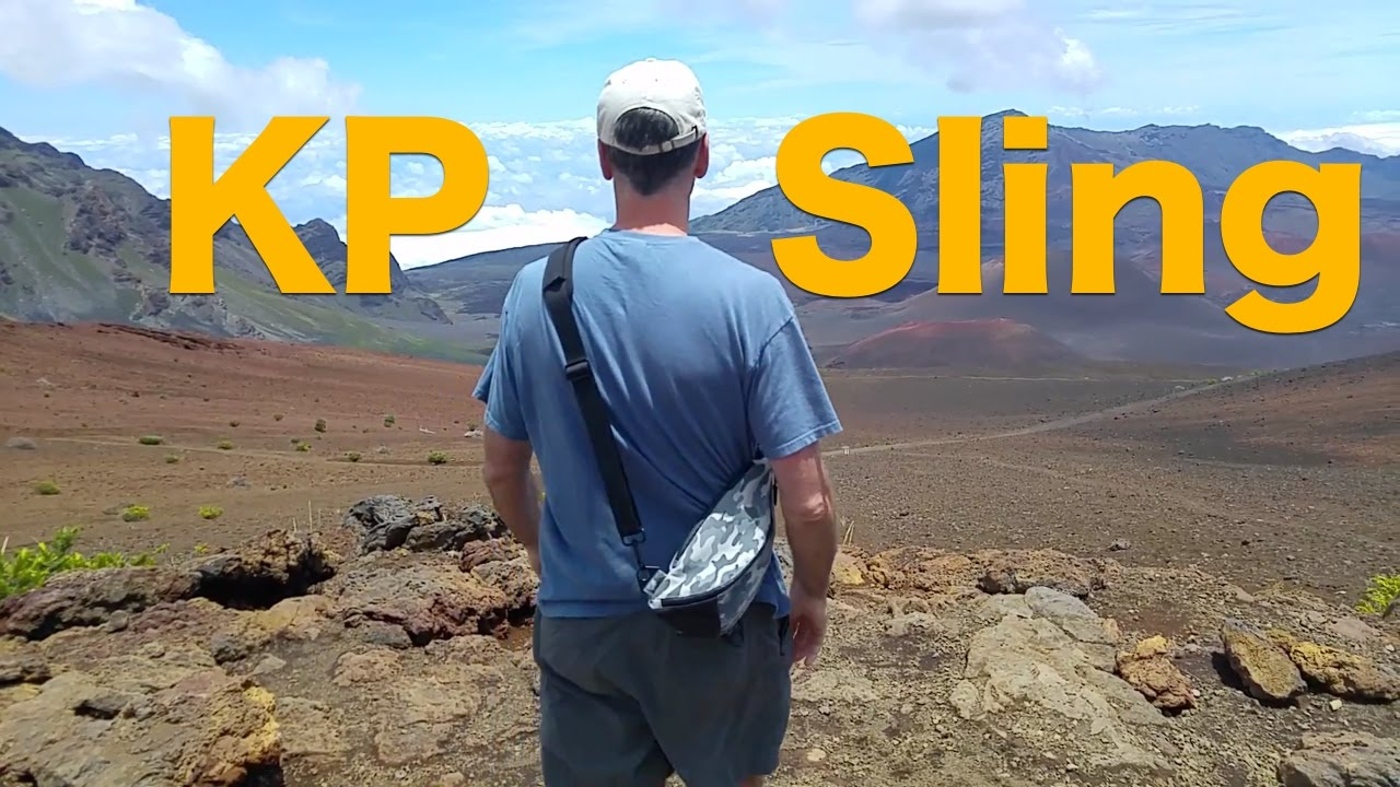 KP Sling Adventure Bag Review, The Everyday Adventure Bag - YouTube