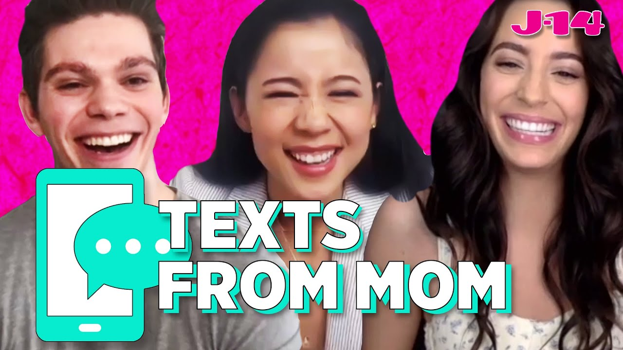 The Half Of It Netflix Cast Reads Texts From Mom