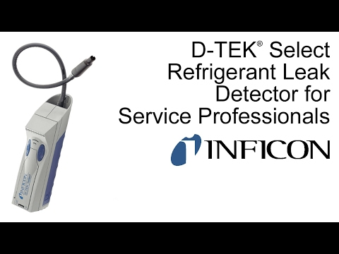 D-TEK® Select Refrigerant Leak Detector - INFICON