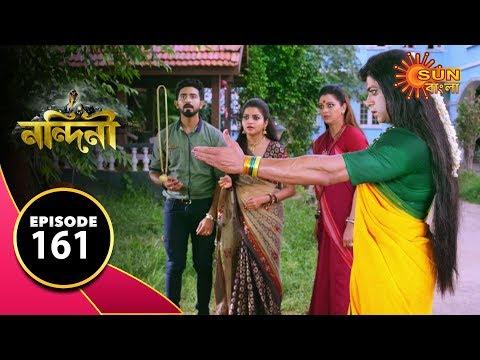Nandini - Episode 161  | 3rd Feb 2020 | Sun Bangla TV Serial | Bengali Serial