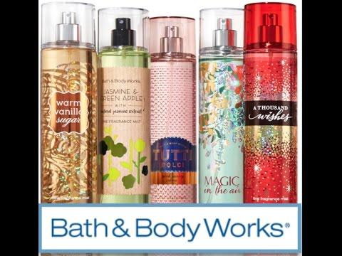 BATH & BODY WORKS AWESOME SALE !!! - YouTube