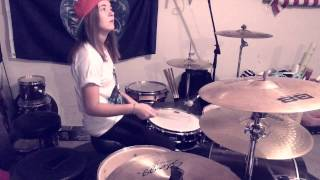 twenty one pilots: Holding Onto You [drum cover]