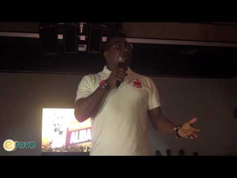 Video (stand-up): Comediain Ali Baba Performing at D Good D Bad and D Ugly Show