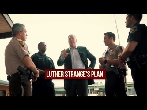 Luther Strange - Build The Wall