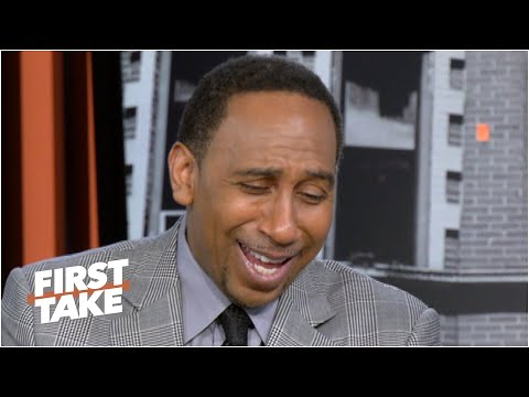 Stephen A. laughs at the Cowboys' struggles to explain why Carson Wentz needs to win | First Take