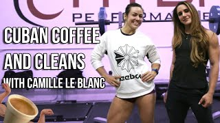 Cuban Coffee And Cleans With Camille Le Blanc