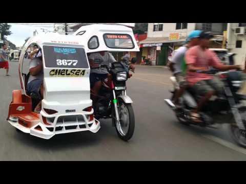 Transporte en Antique San Jose Buena Vista Philippinas nuestro viaje Marzo 2016