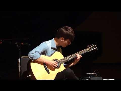 Shape Of You  - Sungha Jung (live)