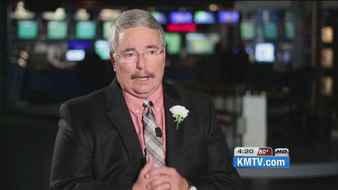 Jim Flowers Says Goodbye To Kmtv Youtube