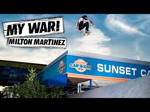 My War: Milton Martinez