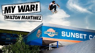 My War: Milton Martinez