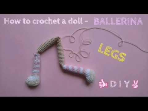 Crochet, ballerina, doll, amigurumi, keyring ,keychain,   #642244871   360x480