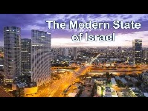 The Modern State of Israel