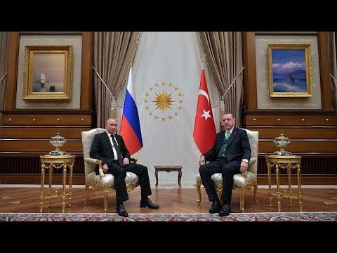 Download Youtube: Poutine et Erdogan en symbiose pour fustiger Washington