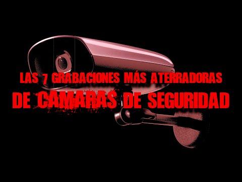 7 grabaciones más aterradoras captadas en cámaras de seguridad | DrossRotzank from YouTube · Duration:  11 minutes 15 seconds