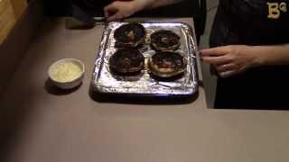 Marinated Portobello Mushrooms