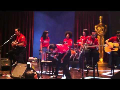 The Changcuters - The Tarix Jabrix akustik @ Planet Hollywood