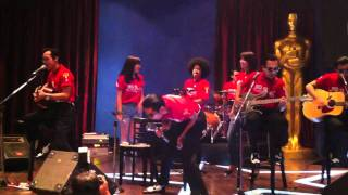 The Changcuters - The Tarix Jabrix akustik @ Planet Hollywood