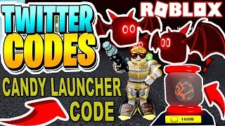 NEW PEW PEW SIMULATOR + 4 CODES | Pew Pew Simulator Roblox! CANDY LAUNCHER CODE