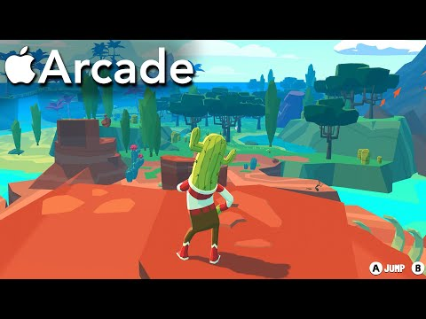 Top 10 New Apple Arcade Games Updates #4