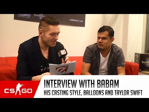 Rahim 'Babam' Abdullaev about his casting style, balloons on overpass and Taylor Swift