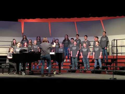 West Minico Middle School Pops Concert