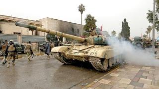أخبار عربية | ضباب وأمطار تعرقل تقدم القوات العراقية في غرب #الموصل