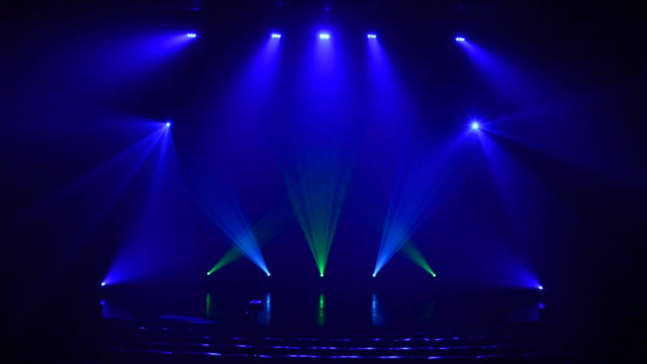 Concert Lighting Demo Jacob Stahl 15