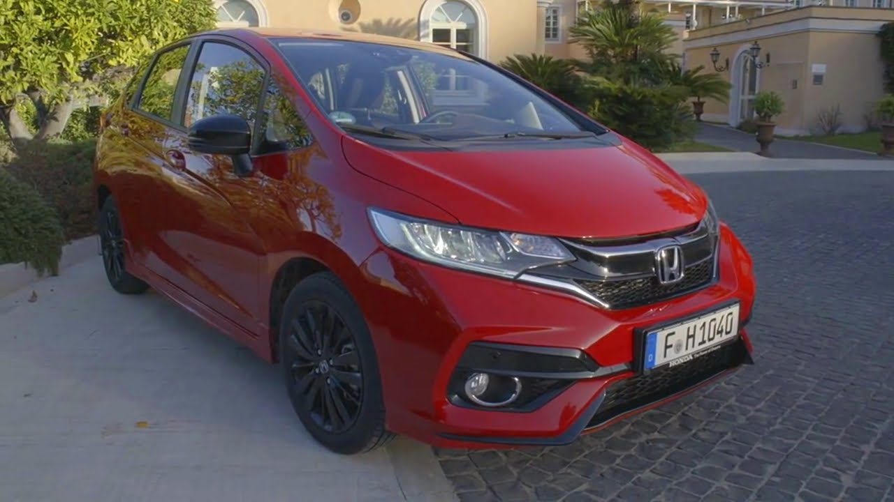 2018 Honda Jazz Aka Honda Fit Interior Exterior And Drive