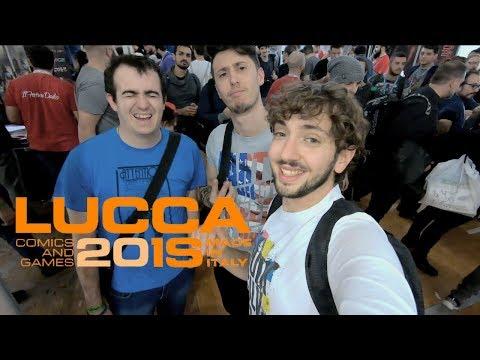 Il nostro Lucca Comics 2018!