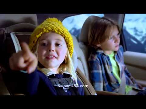 Nissan  2014 Nissan Pathfinder   Follow Me TV Commercial
