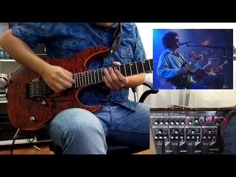 Como tocar | Soda Stereo - En la ciudad de la furia | MTV Unplugged | Efectos + Cover