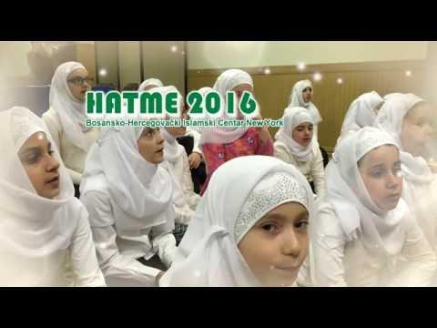 HATME 2016 -  Bosansko Hercegovački Islamski Centar New York