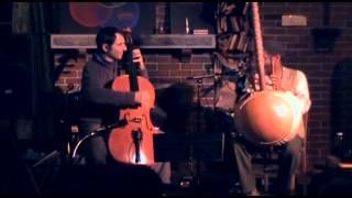 """John Hughes & Stephen katz - kora & cello duo.  """"Kan-Kan Omassé"""" Live in Concert 12-6-13"""