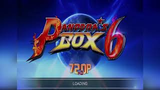 Pandora's box 6 with scanlines!