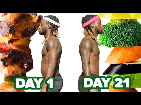 I Dieted Like A Vegan Pro Athlete For 30 Days