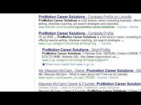 Maureen McCann on Google