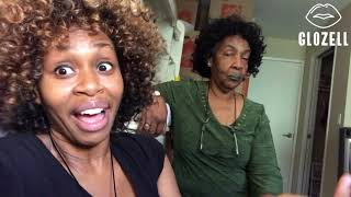 Bird and the Bees with My Mother - GloZell  xoxo