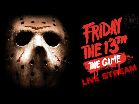 Friday The 13th The Game | Live Stream | EP12 | Friday The 13th The Game Gameplay