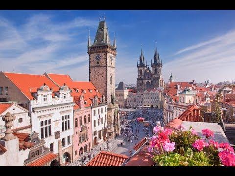 Тур по Европе, Часть 11 - Утро в Праге (Чехия)
