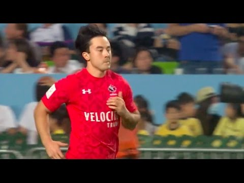Nathan Hirayama becomes Canada's all-time scoring leader in HSBC World Rugby Sevens Series