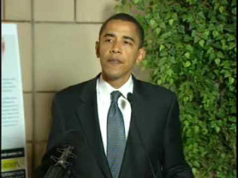 Remarks by Senator Obama