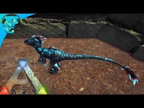 S6E11 Baby Elemental Raptors and New PVP Meta Training! ARK: Future Evolved PVP