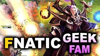 FNATIC vs GEEK FAM - Awesome SEA Quals - DreamLeague 9 DOTA 2