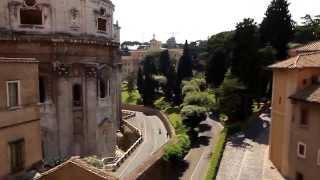 Экскурсия по Ватикану. Часть 2(Продожаем осмотр Ватикана., 2010-12-27T12:41:47.000Z)