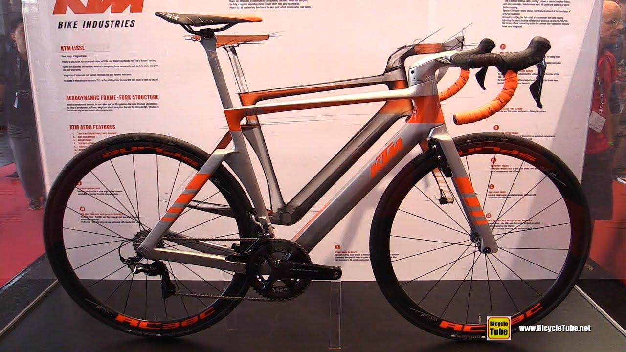 2017 ktm lisse road bike walkaround 2016 eurobike. Black Bedroom Furniture Sets. Home Design Ideas